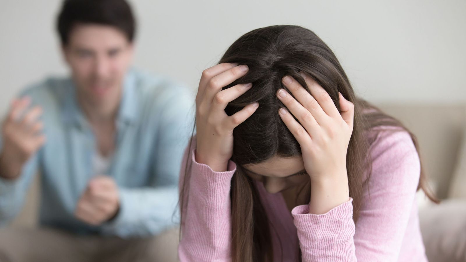 طلاق به علت ضرب و شتم